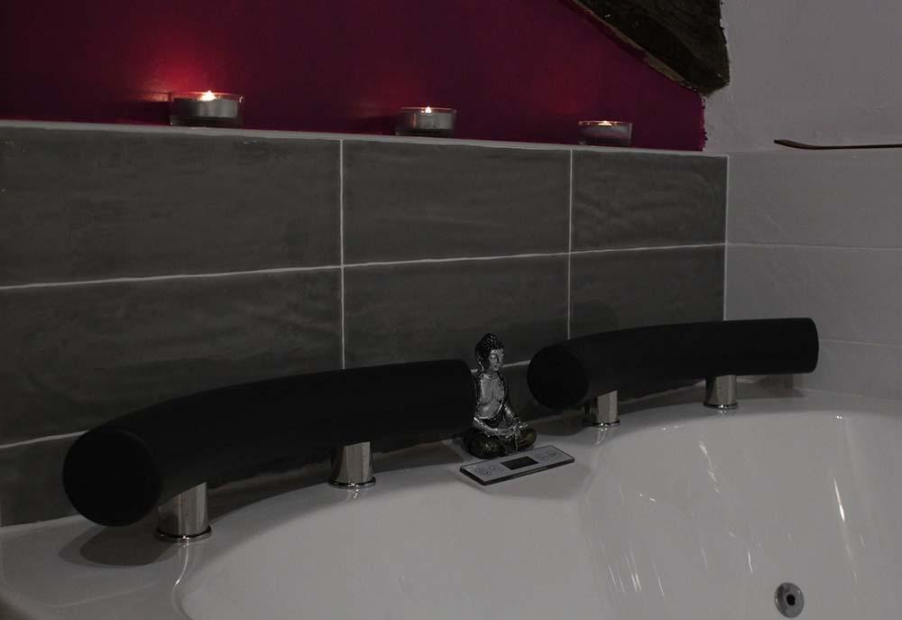 Baño loft El Rincón Solariego 4