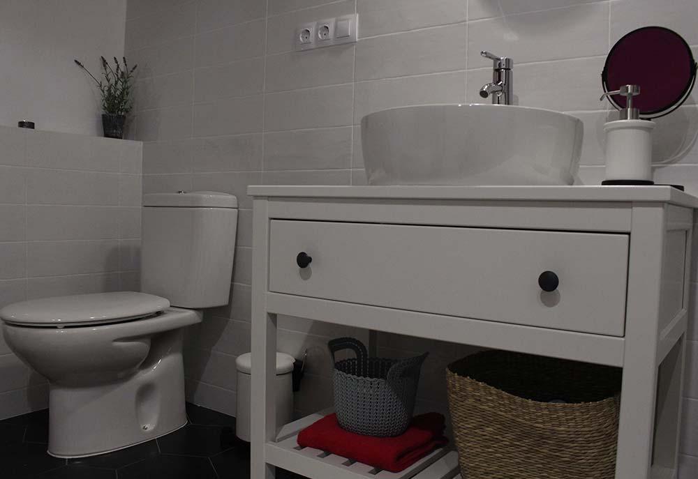 Baño loft El Rincón Solariego 3