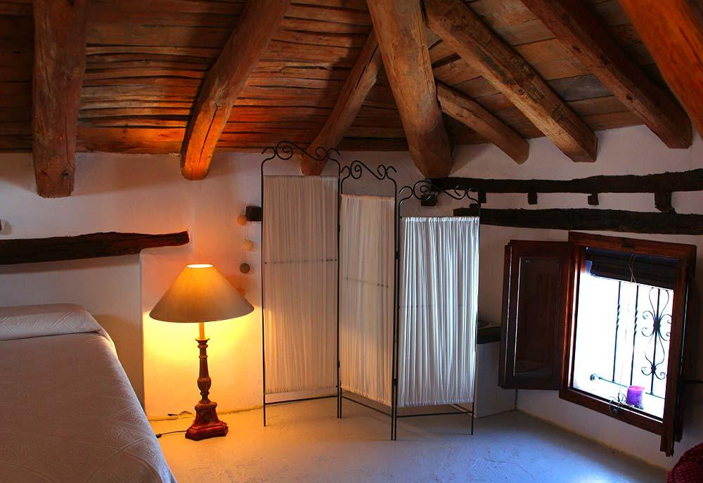 Dormitorio loft El Rincón Solariego 3