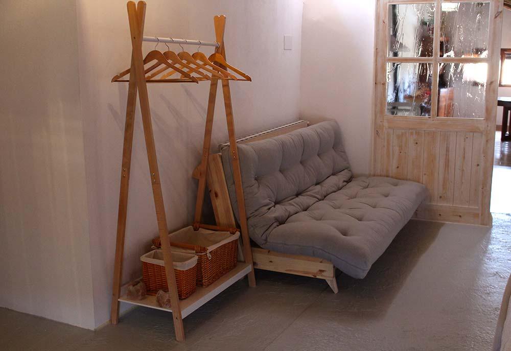 Dormitorio loft El Rincón Solariego 6