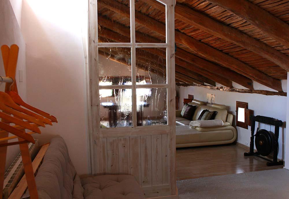 Salón cocina loft El Rincón Solariego 1